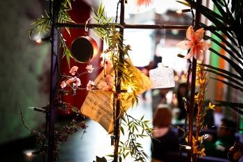 Inside Out detail Photograph by Pamela Raith